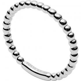 Дамски пръстен Fossil STERLING SILVER - JFS00451040 170