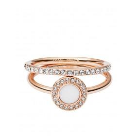 Дамски пръстен Fossil CLASSICS - JF02666791 160