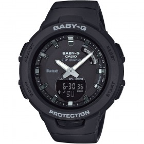 Дамски часовник Casio BABY-G G-SQUAD - BSA-B100-1AER