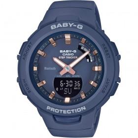 Дамски часовник Casio BABY-G G-SQUAD - BSA-B100-2AER