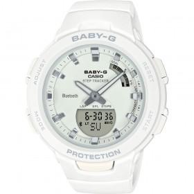 Дамски часовник Casio BABY-G G-SQUAD - BSA-B100-7AER