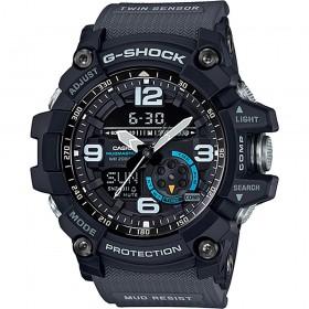 Мъжки часовник Casio G-Shock Mudmaster - GG-1000-1A8ER