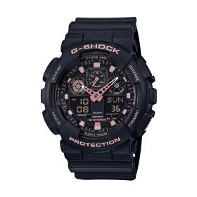 Мъжки часовник Casio - G-shock - GA-100GBX-1A4