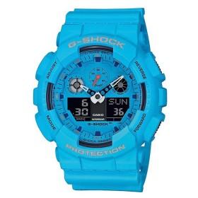 Мъжки часовник Casio G-Shock - GA-100RS-2AER