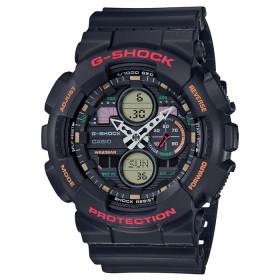 Мъжки часовник Casio G-Shock - GA-140-1A4ER