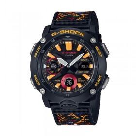 Мъжки часовник Casio G-Shock Bhutan Textile Limited Edition - GA-2000BT-1AER