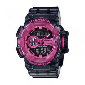 Мъжки часовник Casio G-Shock Clear Skeleton - GA-400SK-1A4ER
