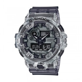 Мъжки часовник Casio G-Shock Super Clear Skeleton - GA-700SK-1AER