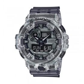 Мъжки часовник Casio G-Shock Super Clear Skeleton - GA-700SK-1AER