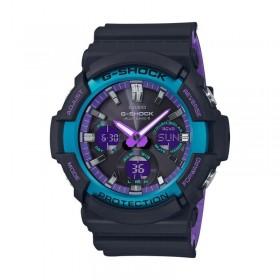 Мъжки часовник Casio G-Shock Wave Ceptor Solar - GAW-100BL-1AER