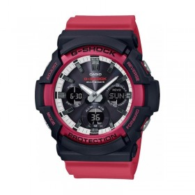 Мъжки часовник Casio G-Shock Wave Ceptor Solar - GAW-100RB-1AER