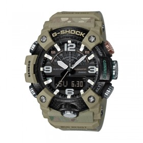 Мъжки часовник Casio G-Shock Mudmaster British Army Limited Edition - GG-B100BA-1AER