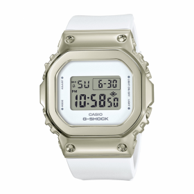 Дамски часовник Casio G-Shock - GM-S5600G-7ER