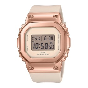 Дамски часовник Casio G-Shock - GM-S5600PG-4ER