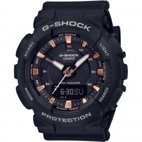 Дамски часовник Casio G-Shock - GMA-S130PA-1AER