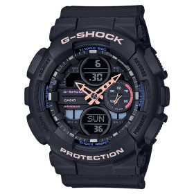 Дамски часовник Casio G-Shock - GMA-S140-1AER