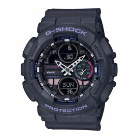 Дамски часовник Casio G-Shock - GMA-S140-8AER