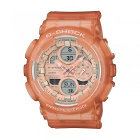 Дамски часовник Casio G-Shock Frosted Translucent - GMA-S140NC-5A1ER