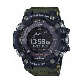 Мъжки часовник Casio G-Shock Bluetooth Solar - GPR-B1000-1BER