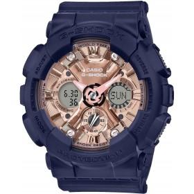 Дамски часовник Casio G-Shock - GMA-S120MF-2A2ER