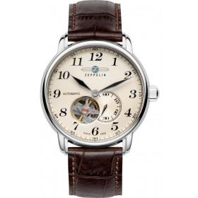 Мъжки часовник Zeppelin COUNT ZEPPELIN - 7666-5