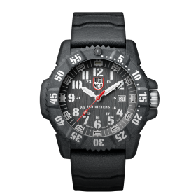 Мъжки часовник Luminox Master Carbon Seal - XS.3801.L