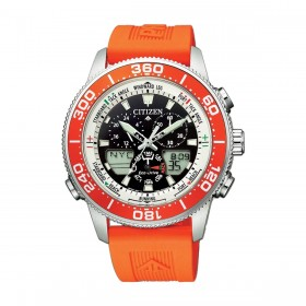 Мъжки часовник Citizen Eco-Drive Promaster Diver - JR4061-18E