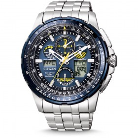 Мъжки часовник Citizen Eco-Drive Skyhawk A-T Blue Angels - JY8058-50L