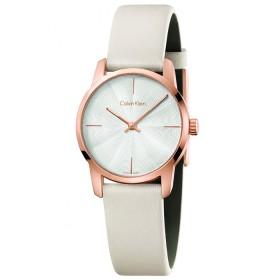 Дамски часовник Calvin Klein City - K2G236X6