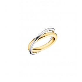 Дамски пръстен CALVIN KLEIN Double - KJ8XJR2001