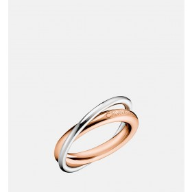 Дамски пръстен CALVIN KLEIN Double - KJ8XPR2001