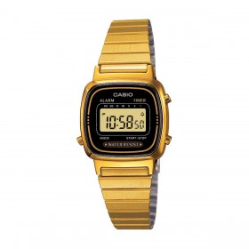 Дамски часовник Casio Casio Collection - LA670WEGA-1EF