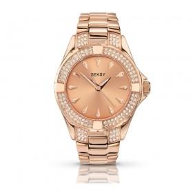 Дамски часовник Seksy Intense Swarovski - S-4669.37