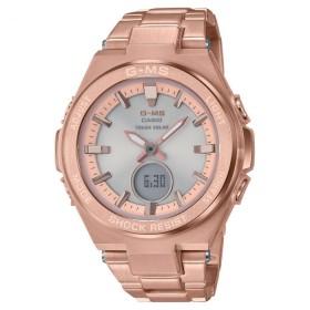 Дамски часовник Casio Baby-G - MSG-S200DG-4AER