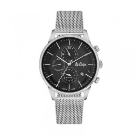 Мъжки часовник Lee Cooper Classic Dual Time - LC06417.350