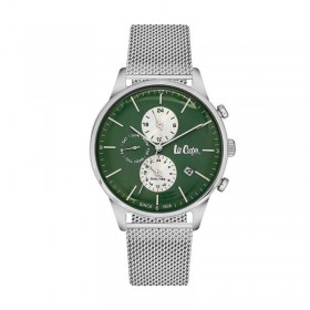 Мъжки часовник Lee Cooper Classic Dual Time - LC06417.370