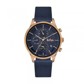 Мъжки часовник Lee Cooper Classic Dual Time - LC06417.490