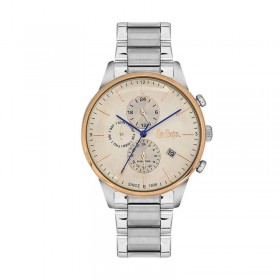 Мъжки часовник Lee Cooper Classic Dual Time - LC06418.570