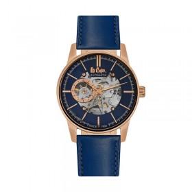 Мъжки часовник Lee Cooper Automatic Skeleton - LC06421.499