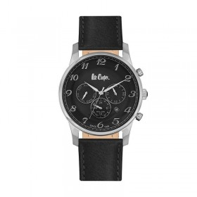 Мъжки часовник Lee Cooper Classic Dual Time - LC06425.351