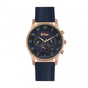 Мъжки часовник Lee Cooper Classic Dual Time - LC06425.499