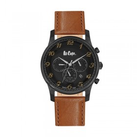 Мъжки часовник Lee Cooper Classic Dual Time - LC06425.655