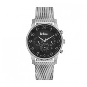 Мъжки часовник Lee Cooper Classic Dual Time - LC06426.350