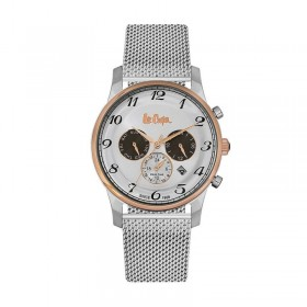 Мъжки часовник Lee Cooper Classic Dual Time - LC06426.530