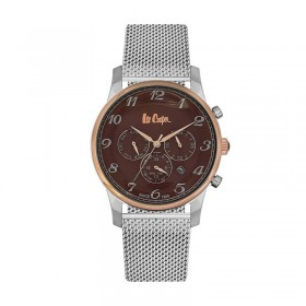 Мъжки часовник Lee Cooper Classic Dual Time - LC06426.540
