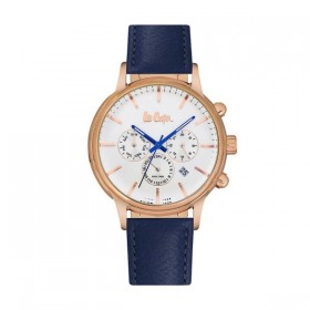Мъжки часовник Lee Cooper Classic Dual Time - LC06429.439