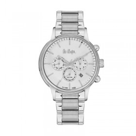 Мъжки часовник Lee Cooper Classic Dual Time - LC06430.330