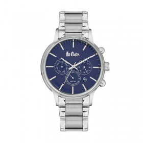 Мъжки часовник Lee Cooper Classic Dual Time - LC06430.390