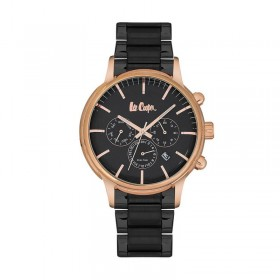 Мъжки часовник Lee Cooper Classic Dual Time - LC06430.460