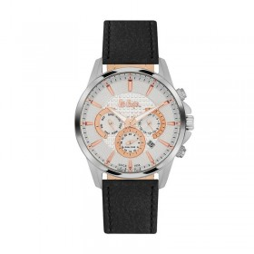 Мъжки часовник Lee Cooper Classic Dual Time - LC06436.331